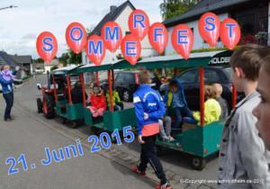 2015 Sommerfest der KKG
