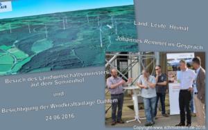 2016 Besuch NRW Minister