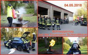 2018 Schnuppertag Feuerwehr