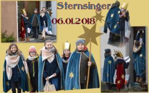 2018 Sternsinger